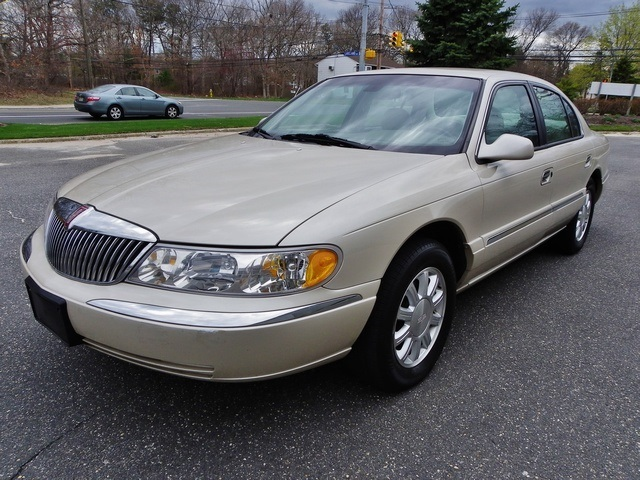 Lincoln Towncar 2017 >> 1999 Lincoln Continental for sale