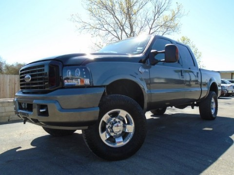 2004 Ford F-250 Harley-Davidson for sale