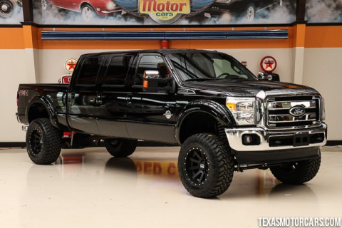 2011 Ford F-250 Lariat Custom for sale