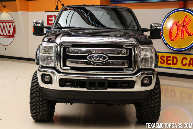 2011 Ford F-250 Lariat Custom