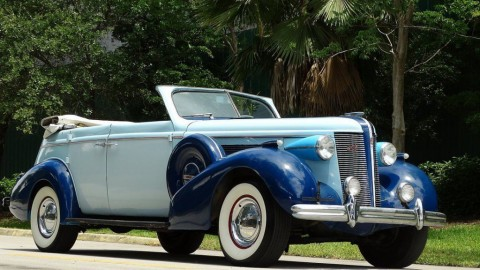 1937 Buick Phaeton for sale