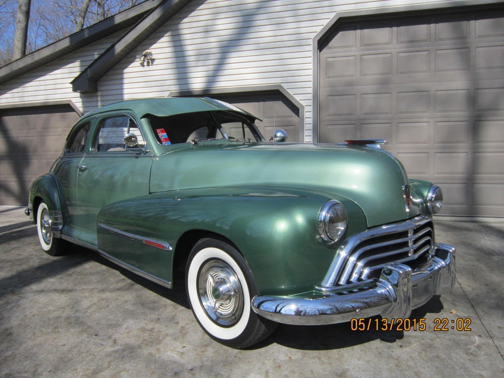 1947 Oldsmobile Coupe