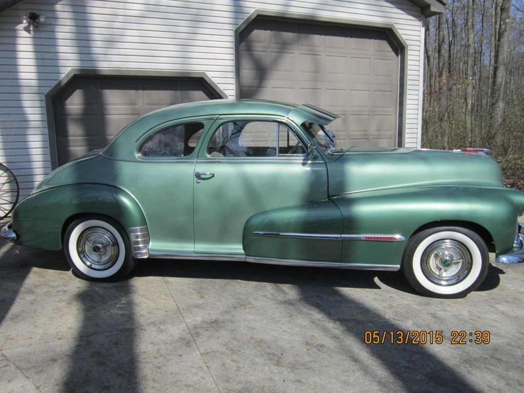 1947 Oldsmobile Coupe For Sale