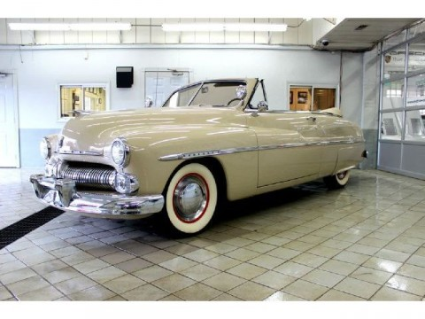 1950 Mercury Convertible for sale