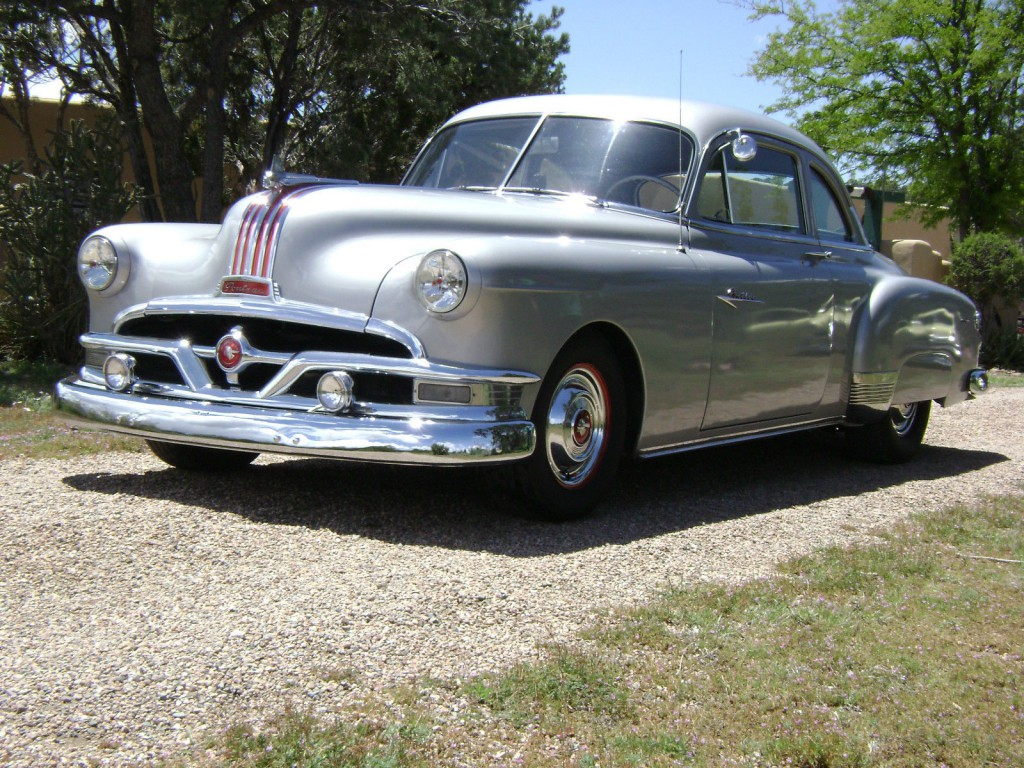 American Auto Sales: 1951 Pontiac Coupe For Sale