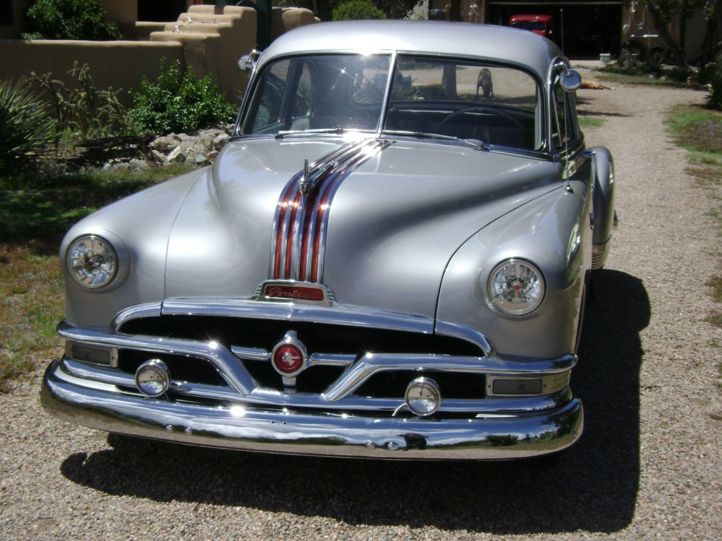 1951 Pontiac Coupe For Sale