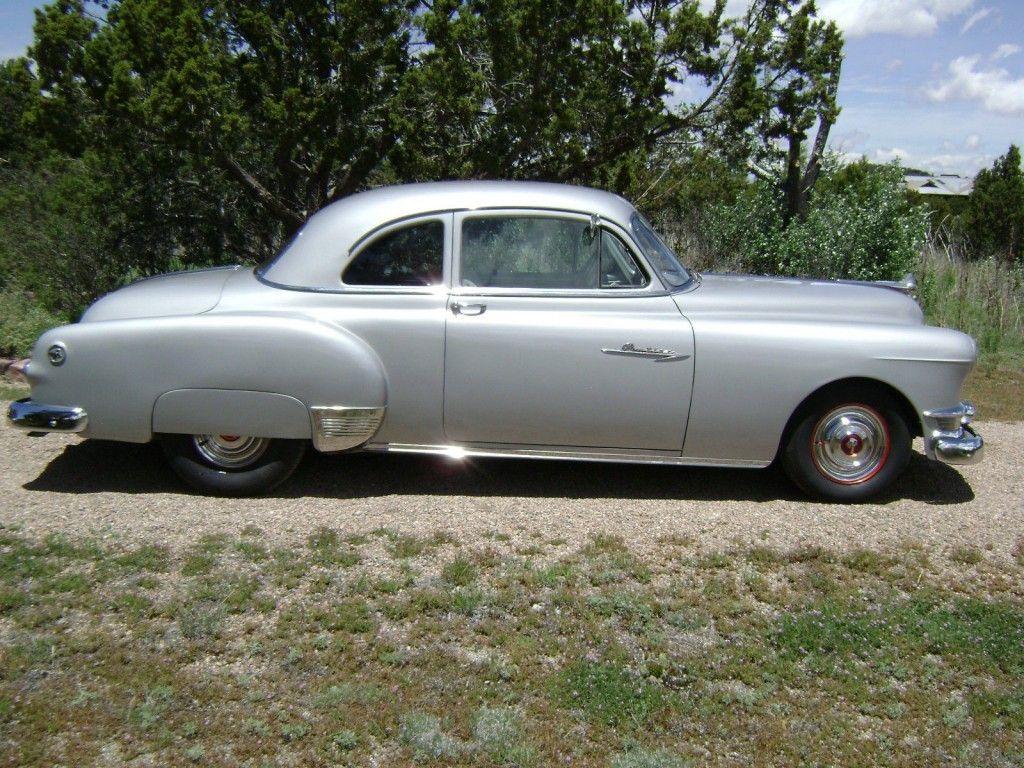 1951 Pontiac Coupe