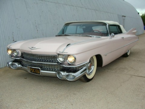 1959 Cadillac Series 62 Convertible for sale