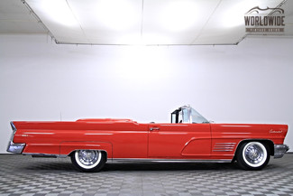 1960 Lincoln Continental Mark IV Convertible