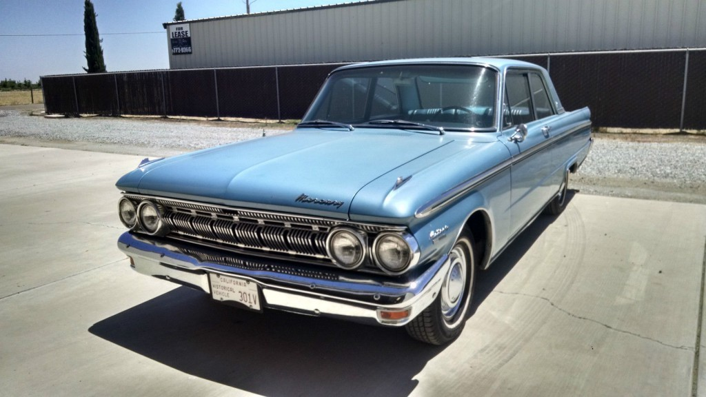 1963 mercury meteor custom for sale. Black Bedroom Furniture Sets. Home Design Ideas