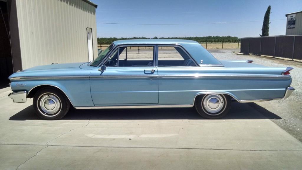 1963 Mercury Meteor Custom For Sale