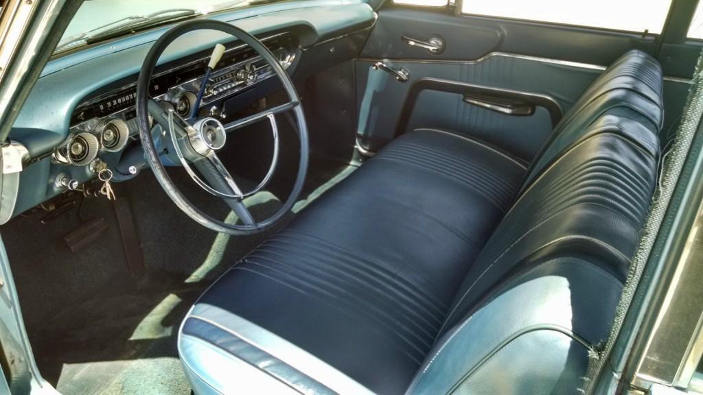 1963 Mercury Meteor Custom