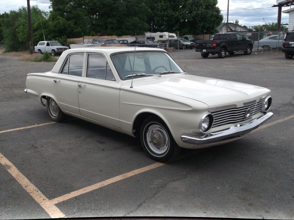 1964 Plymouth Valiant For Sale