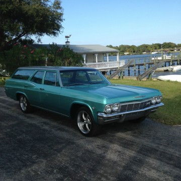 1965 Chevrolet Biscayne STW for sale