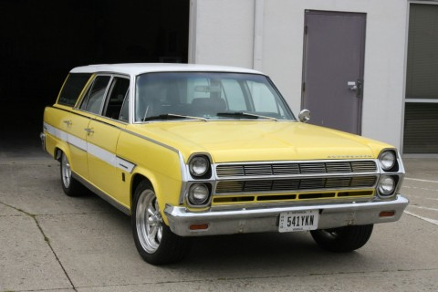 1965 Rambler Ambassador 990 Wagon for sale