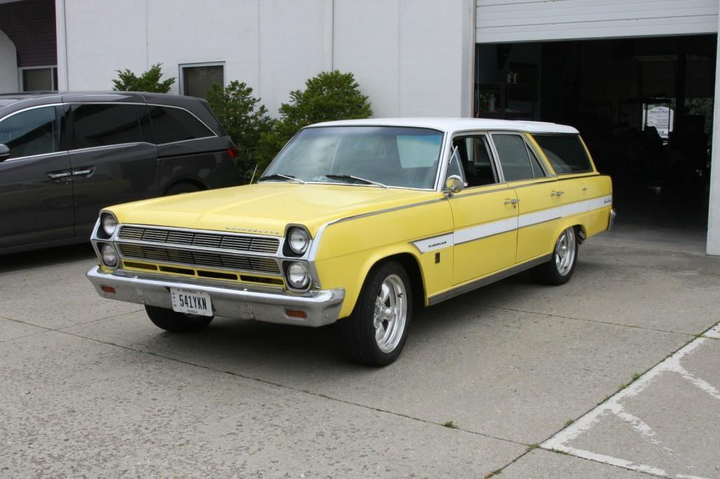 1965 Rambler Ambassador 990 Wagon