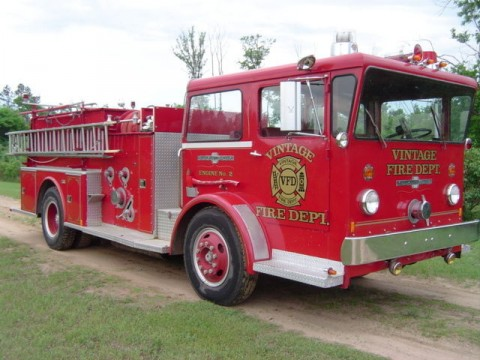 1969 American LaFrance for sale