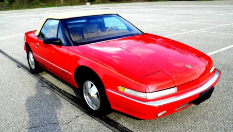 1990 Buick Reatta Convertible for sale