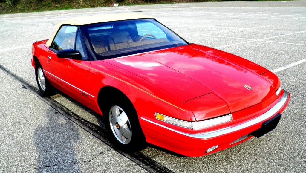 Buick Reatta Convertible American Cars For Sale X on 1975 Buick Lesabre