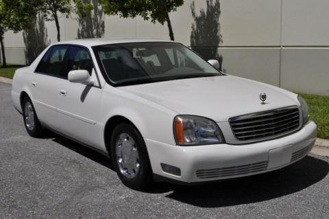 2003 Cadillac DeVille for sale