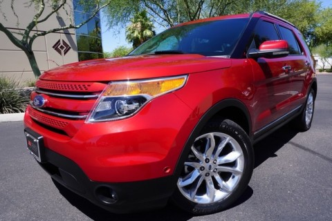 2012 Ford Explorer Limited for sale