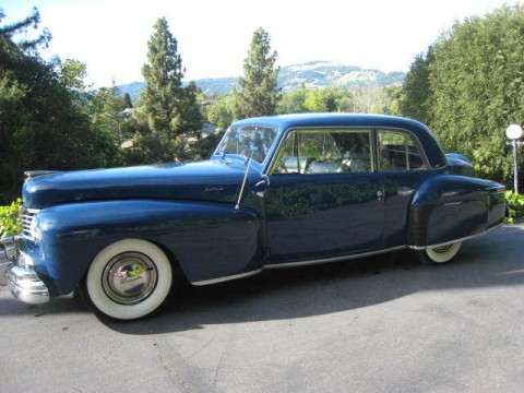 1947 Lincoln Continental for sale