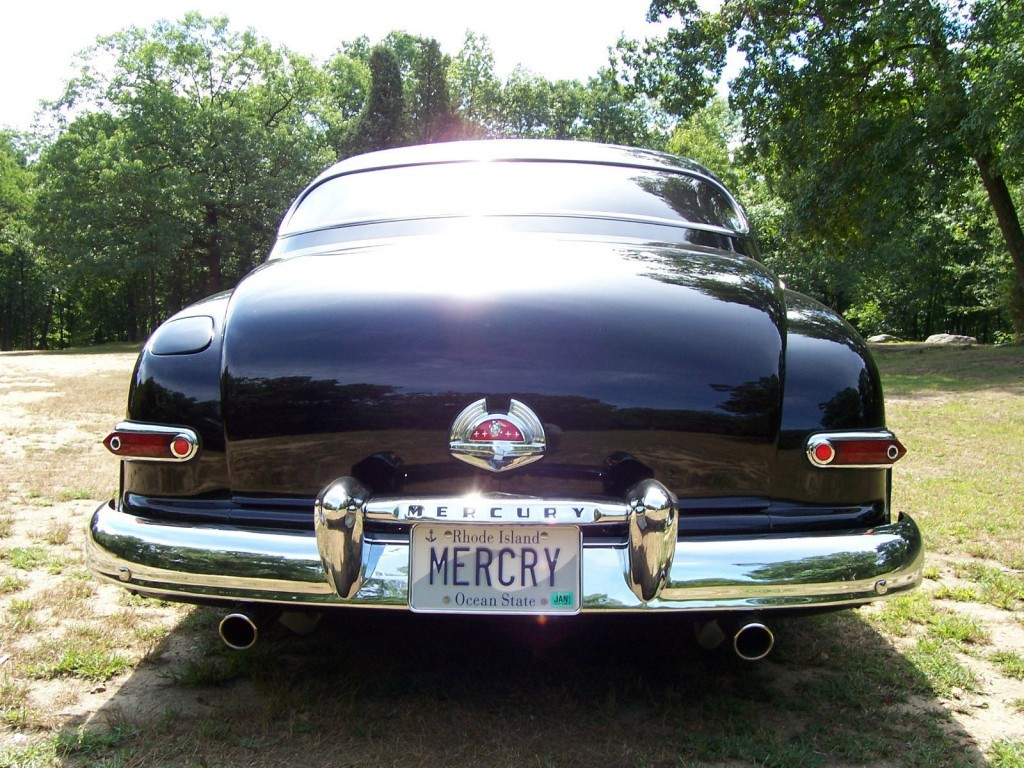 American Auto Sales: 1950 Mercury Coupe For Sale
