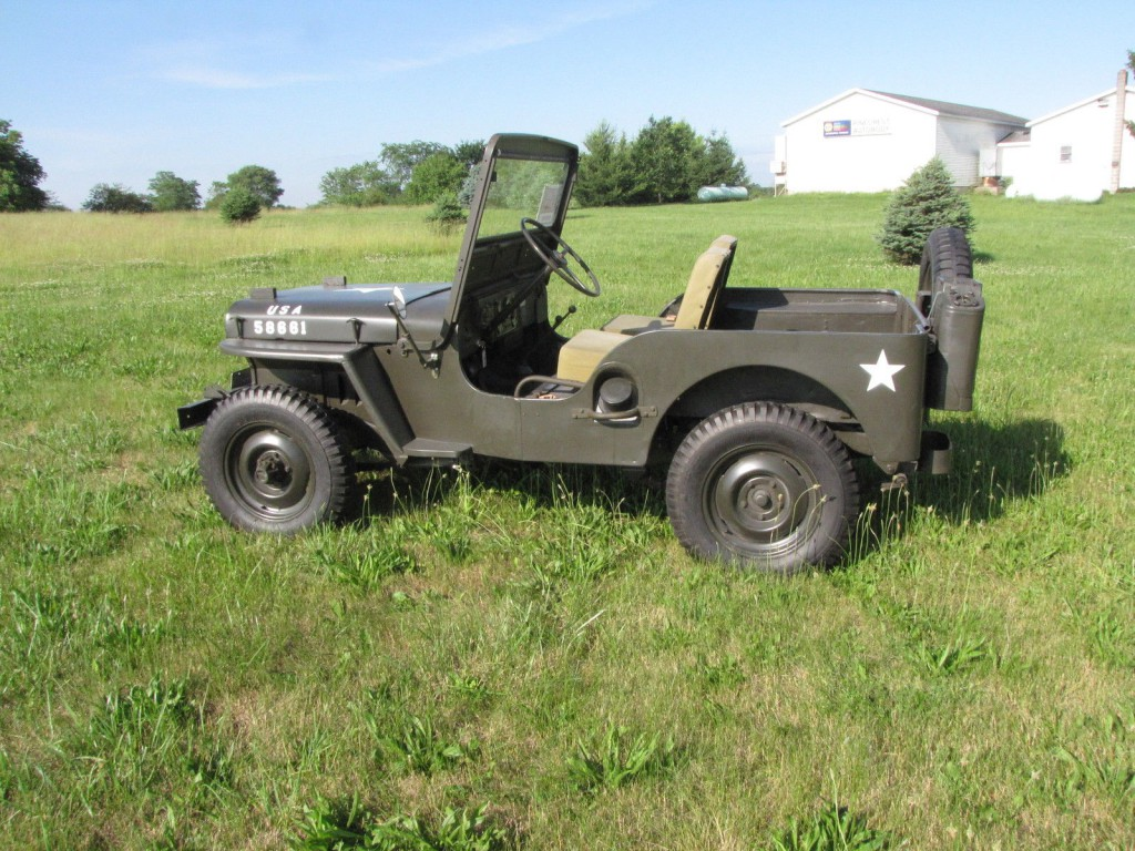 Jeep Willys American Cars For Sale X on 1960 Dodge Sedan
