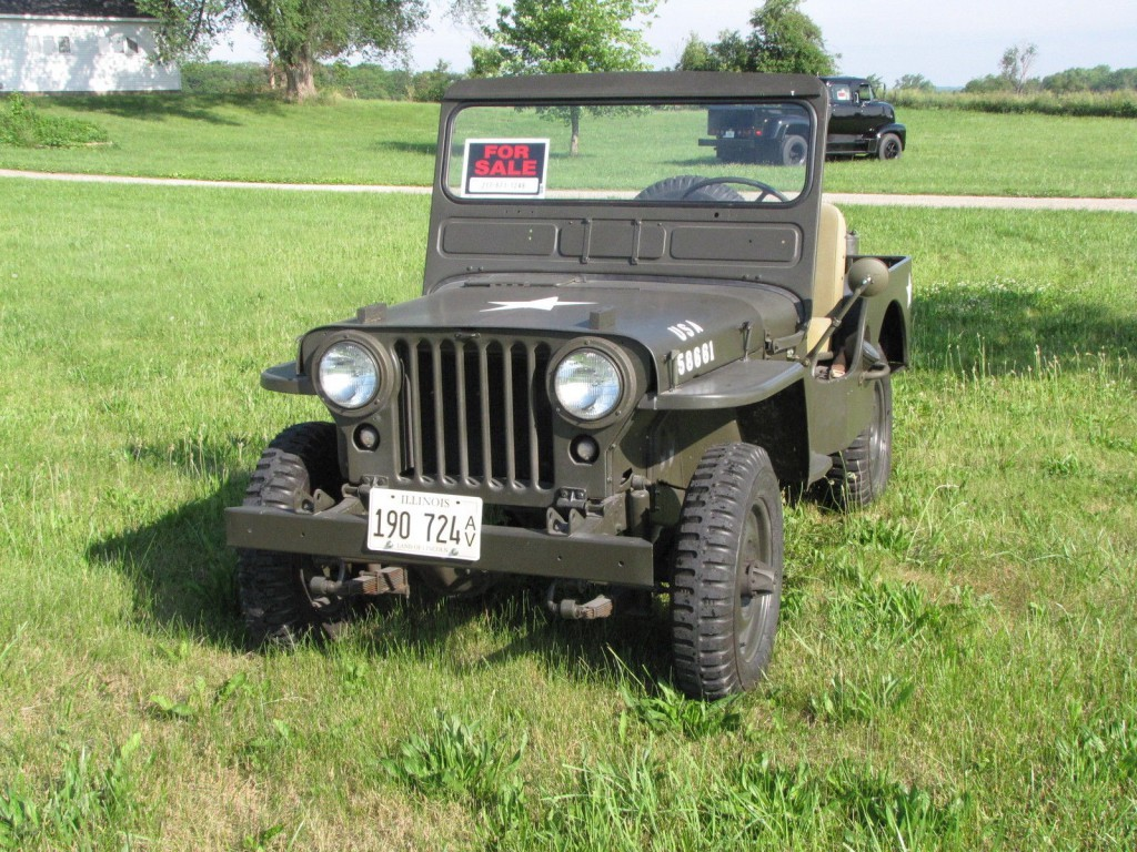 1952 jeep willys for sale. Black Bedroom Furniture Sets. Home Design Ideas