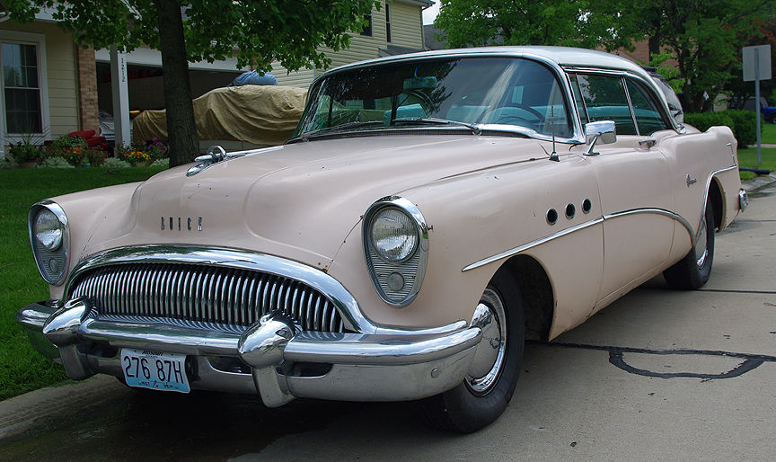 1954 Buick Super For Sale