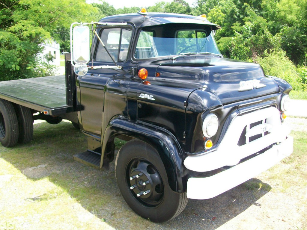 1955 gmc 350 coe for sale. Black Bedroom Furniture Sets. Home Design Ideas