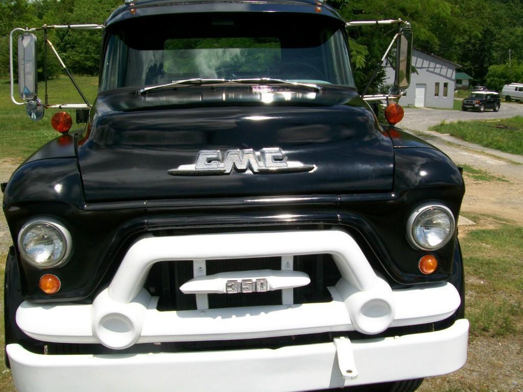 1955 GMC 350 COE