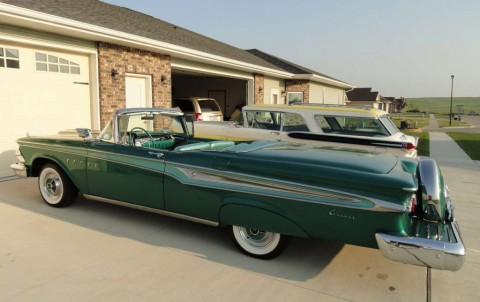 1959 Edsel Corsair Convertible for sale