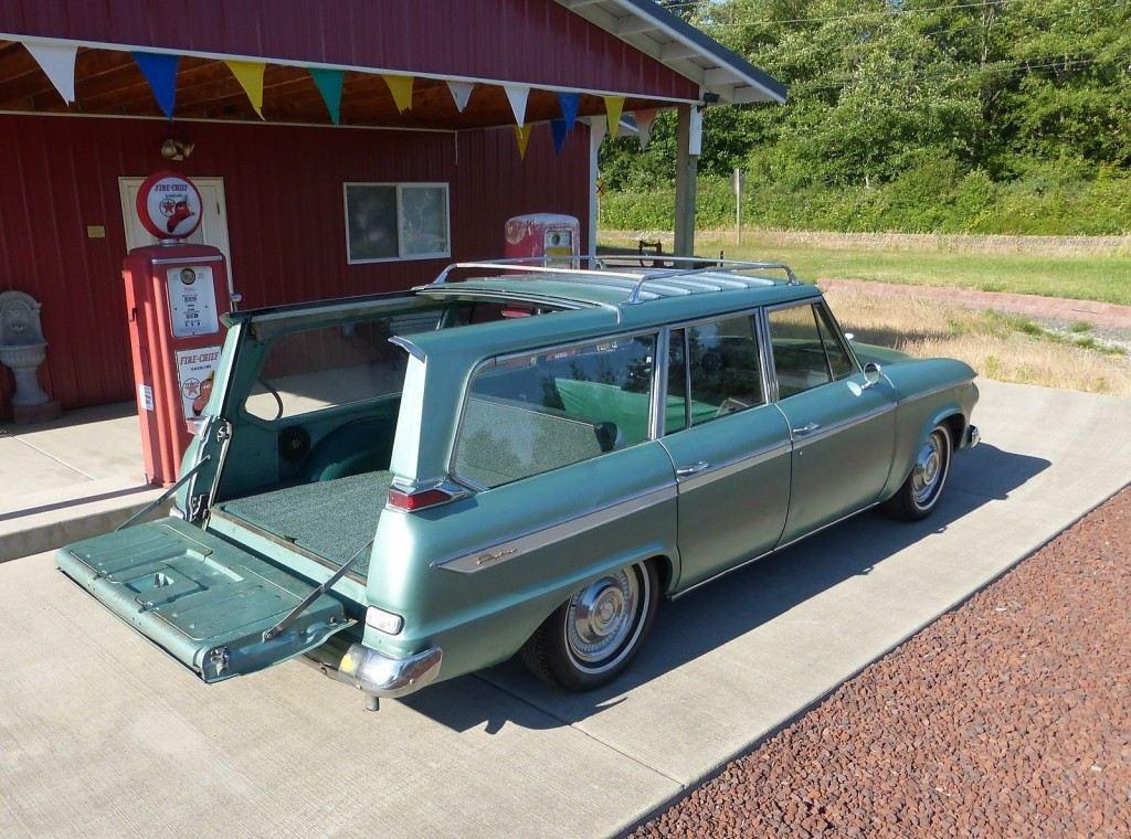 1963 Studebaker Daytona Wagonaire