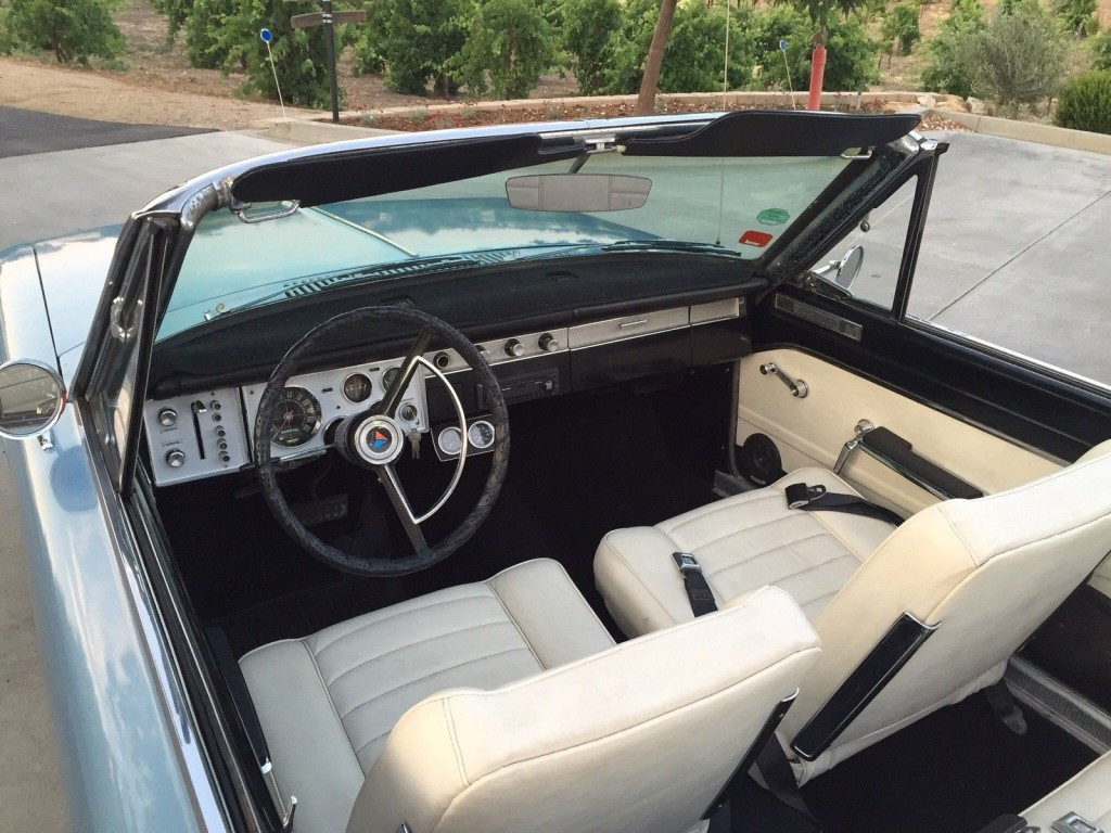 1964 Plymouth Valiant Signet 200 Convertible