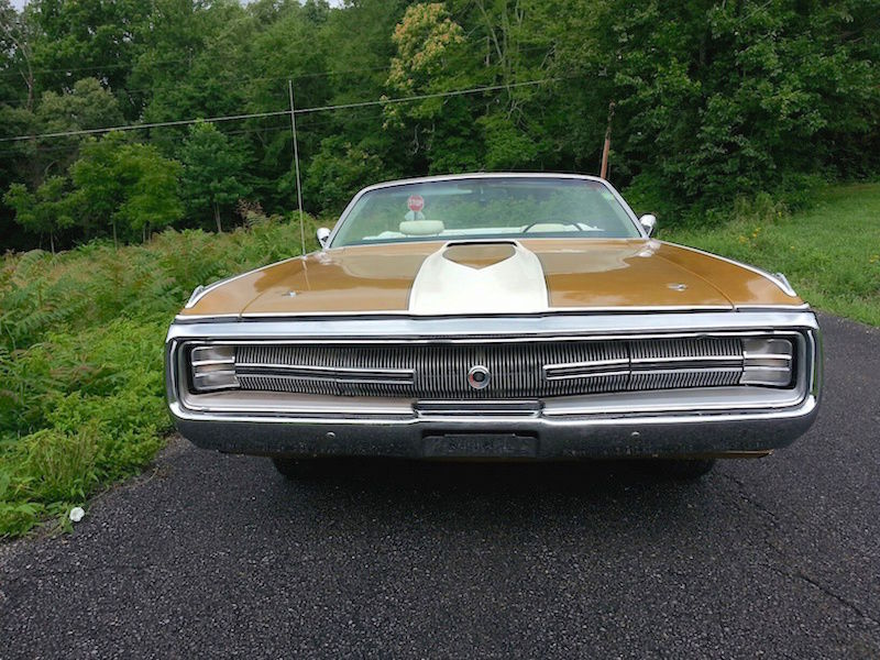 1970 Chrysler 300H Hurst Convertible