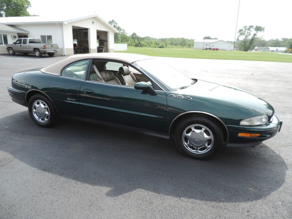 Buick Riviera American Cars For Sale X X on 1989 Buick Lesabre