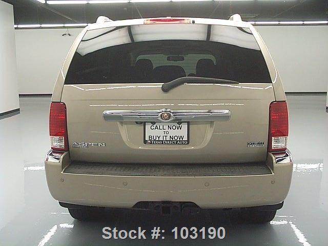 2008 Chrysler Aspen For Sale