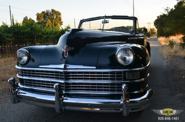 1948 Chrysler Windsor Convertible