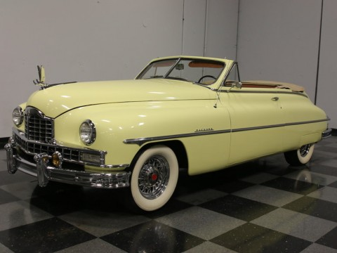 1950 Packard Super 8 Victoria for sale