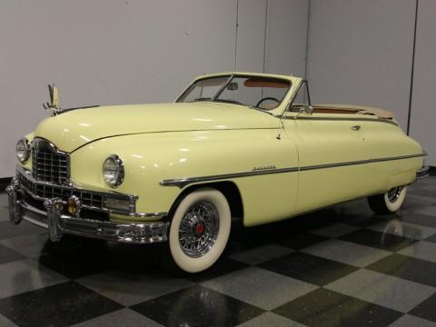 1950 Packard Super 8 Victoria for sale