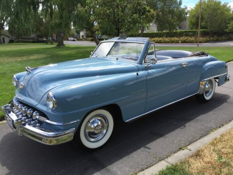 1951 DeSoto Custom Convertible for sale