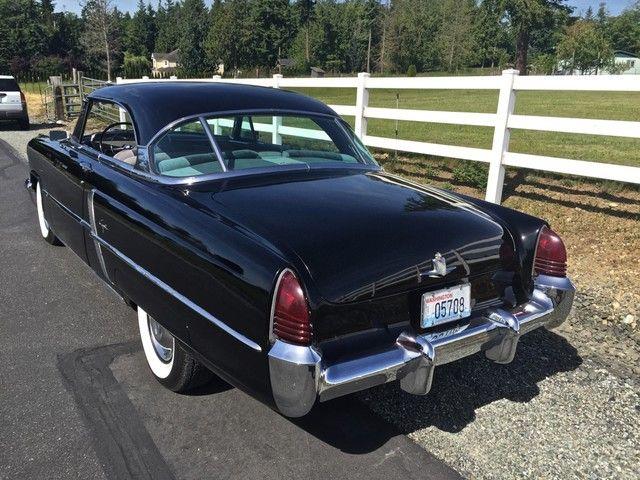 1952 Lincoln Capri For Sale