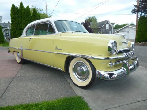 1954 Plymouth Belvedere for sale