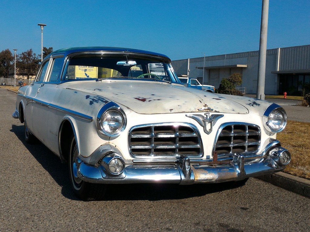Crown Buick Gmc >> 1955 Imperial Crown for sale