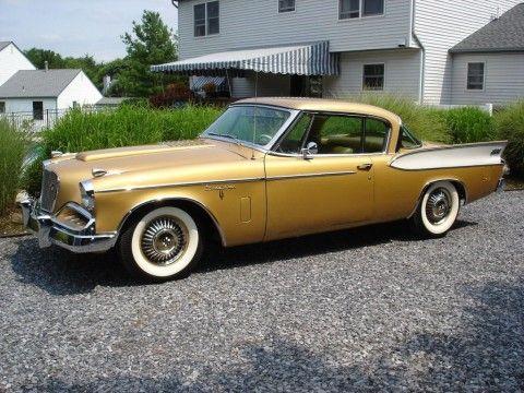 1957 Studebaker Golden Hawk for sale