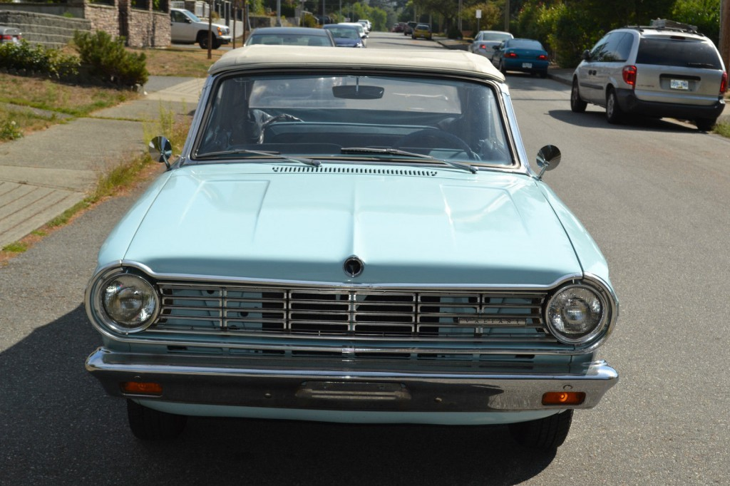 1965 Plymouth Valiant Convertible