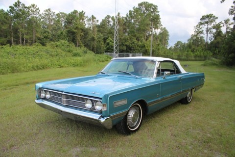 1966 Mercury Park Lane Convertible for sale