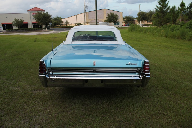1966 Mercury Park Lane Convertible