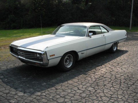 1971 Chrysler Newport for sale